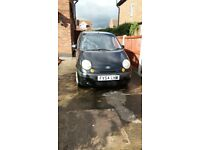 Daewoo matiz car 1.0