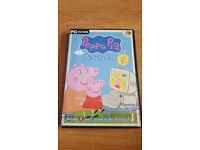 peppa pig activity pack cd-rom