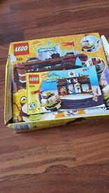 Spongebob krusty krab 3833 lego