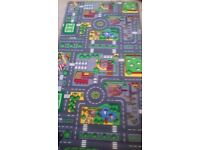 Car rug/play mat