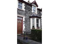 3 Bed House to Rent, Conwy Valley. Drive, log burners, Gas central heating. £600pcm