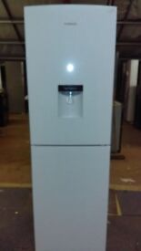 KENWOOD 55cm with water dispenser fridge freezer new ex display