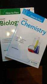 Biology and chemistry tutor