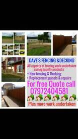 Dave's Fencing And Decking
