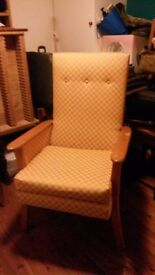 Parker knoll style chair FREE DELIVERY