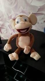 Giggle monkey