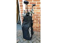 Donnay Evolution II Golf Clubs and Bag