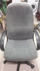 Large swivel office chair for sale