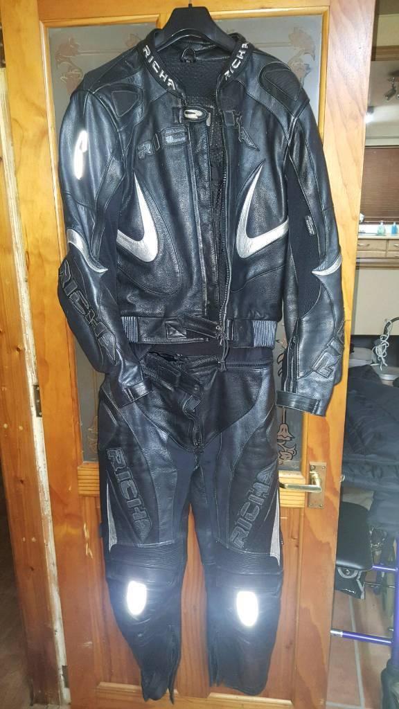 Richa 2 piece leathers