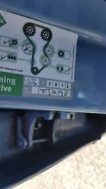 59 plate Renault scenic diesel