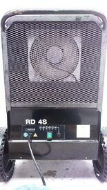 HEAVY DUTY INDUSTRIAL DEHUMIDIFIER (RD 4S40 LTR/24HR ALL I SELL IS DEHUMIDIFIERS
