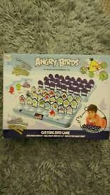 Angry birds guess who game