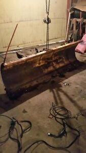 Meyer 7 1/2 Foot Plow for a Dodge