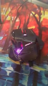 Gaming mouse RAT 8 MAD CATZ