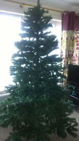 6 Foot Artificial Tree in 3 sections