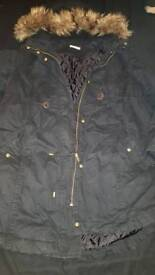 H&M maternity jacket, size M. Worn a handful of times