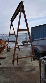 A-Frame (3 tonne)