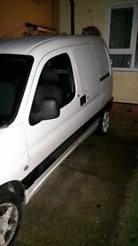 berlingo van parts all good and working breaking van so you will not get cheaper parts anywhere else
