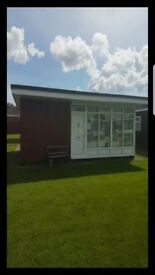 Cosy Chalet set in the beautiful grounds of Cherry Park Skegness