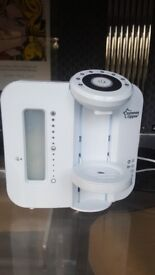Tommee tippee perfect preo machine £20