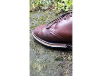Second-hand Dr Marten shoes