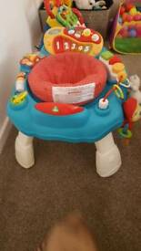 *REDUCED*mothercare swivel activity seat
