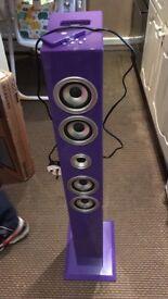 Akai Bluetooth speaker