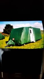 Coachman 520 caravan cover