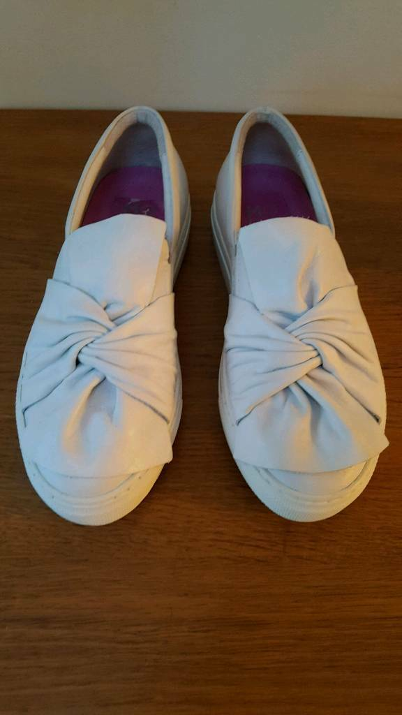 Shoes size 4 Annie Moda in pelle
