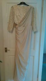 Beautiful Mother of the Bride/Groom/Formal/ Evening dress