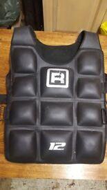 12 kg training vest