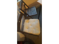 Folding Ikea Chair x2