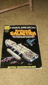 Marvel Comics - Wolverine 1988,  Battle Star Galactica + London Ontario image 1