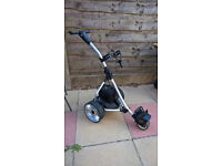 Pro-Rider Golf Trolley Excellent condition