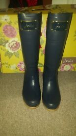 ladies size 5 joules wellies