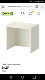 IKEA BILLY BOOKCASE EXTENSION SET - MUST HAVE