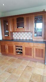 Cherry Wood Kitchen S O L D !! Thanks