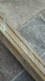 Solid oak scotia 2.7 x 7 lengths