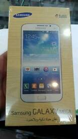 SAMSUNG MEGA NEW SEALED UNLOCKED TO ALL NETWORK WITH RECEIPT AND WARRANTY
