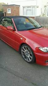Price drop due to time waster BMW 320M Sport
