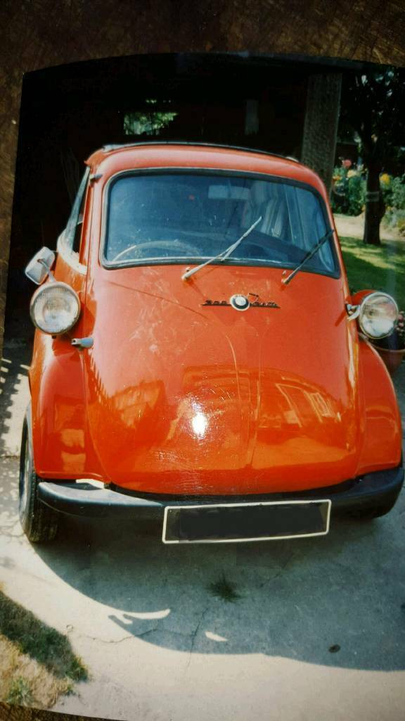 Bmw Isetta Bubble Car For Sale Classic Car In Sudbury Suffolk