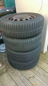 Car tyres - 185/65 r14