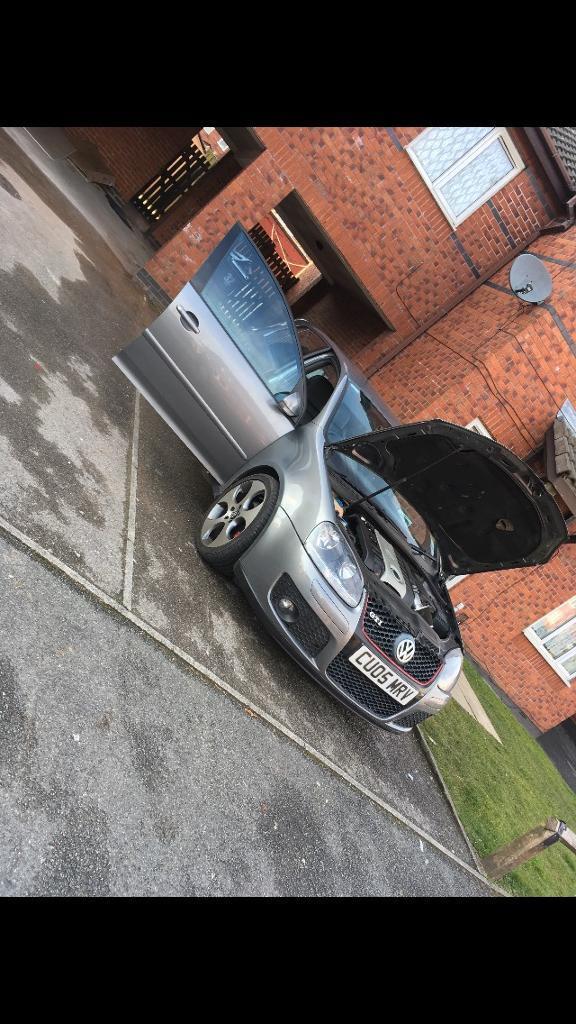 "Golf GTI MK5 GTI 2005 grey 18"" Monzas Leather interior 6 ..."