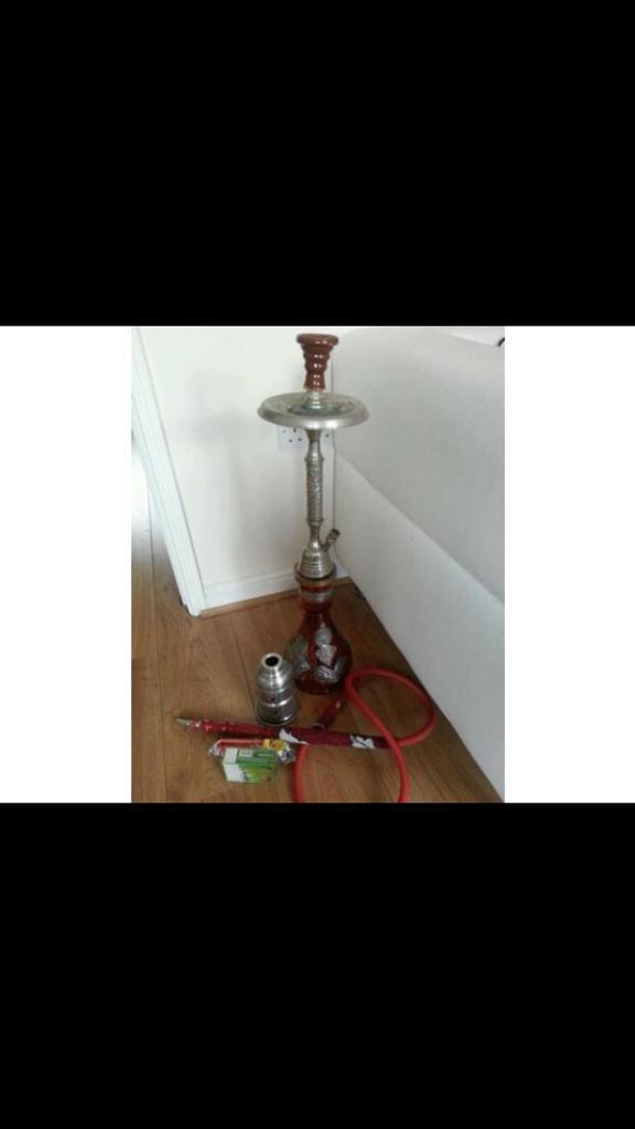 Original Tunisian shisha / hookah pipe