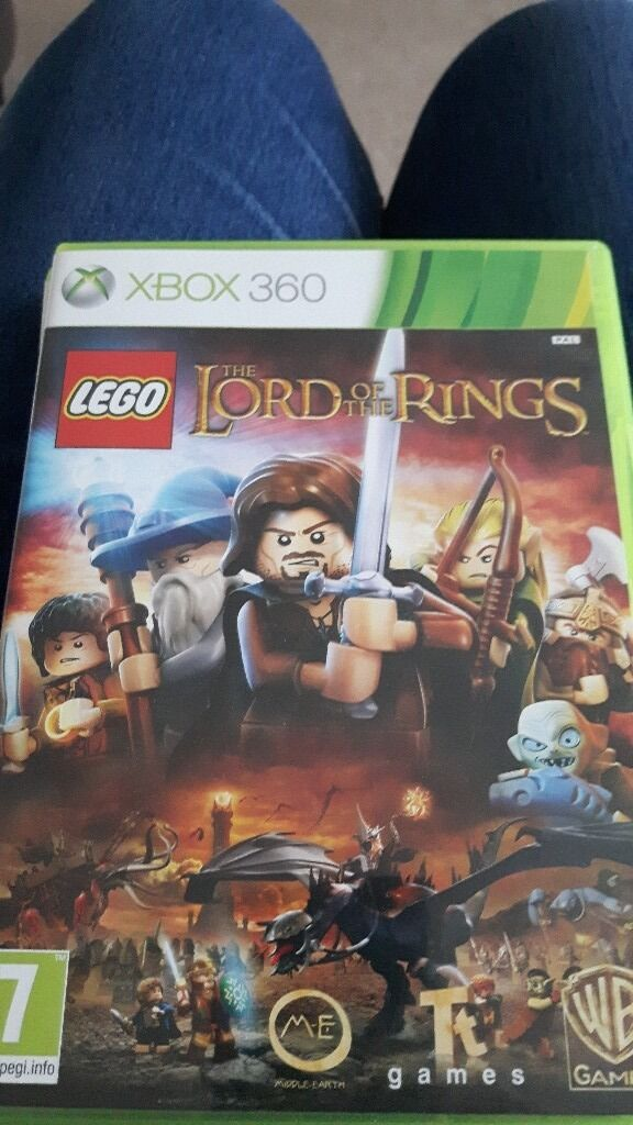 Lego lord of the rings xbox 360 gamein Cotgrave, NottinghamshireGumtree - I have a lego lord of the rings game for the xbox 360. Collection required