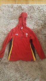 Wales Under Armour jacket