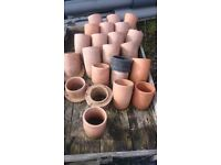 Clay pipe fittings/bends 150mm