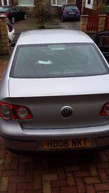 VW PASSAT FOR SALE £1690