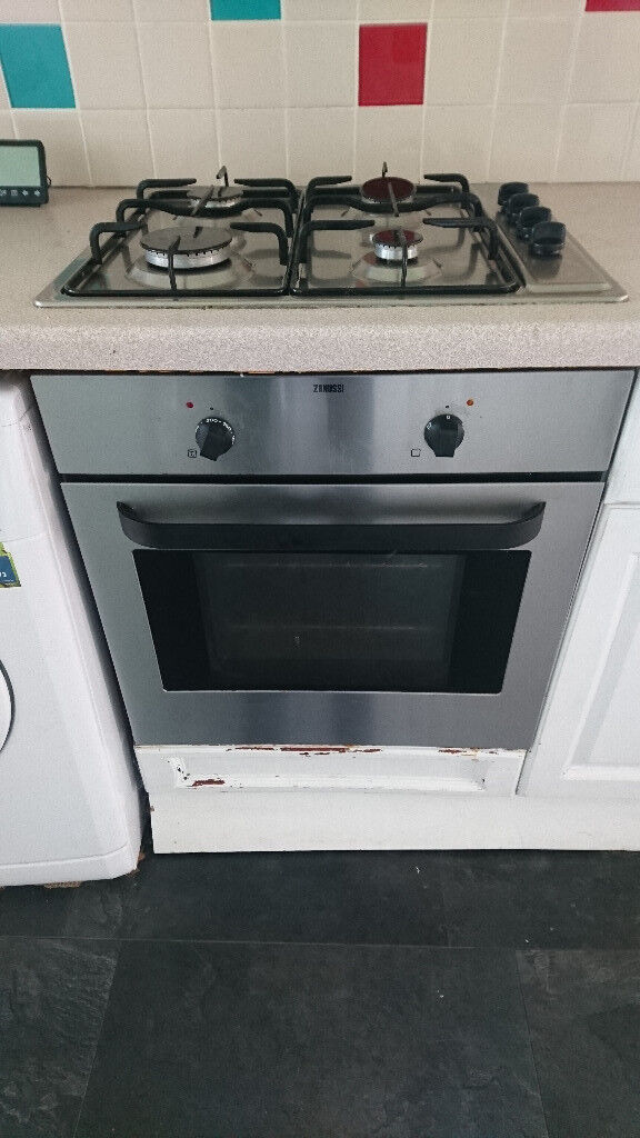 Zanussi single oven