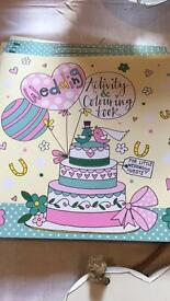 Wedding Activity Books - Children